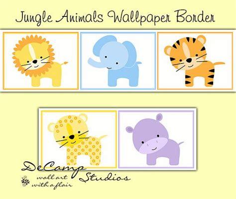 Animal Nursery Wallpaper - best 25 animal wallpaper ideas on boys