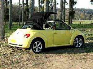New Beetle Cabrio : new beetle convertible youtube ~ Kayakingforconservation.com Haus und Dekorationen