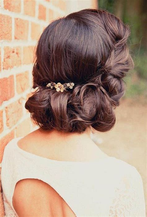 coiffure mariage en  idees astuces  conseils tendace