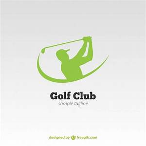 Golf club logo Vector | Free Download