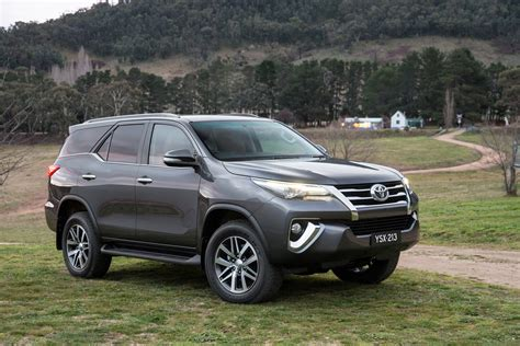 toyota thailand 2016 toyota fortuner debuts in australia and thailand with