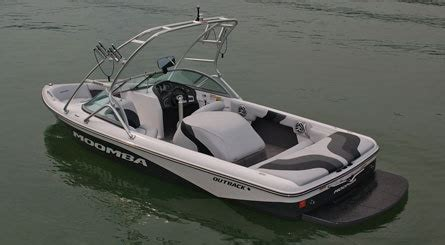 Old Boat Ls by Research 2008 Moomba Boats Outback On Iboats