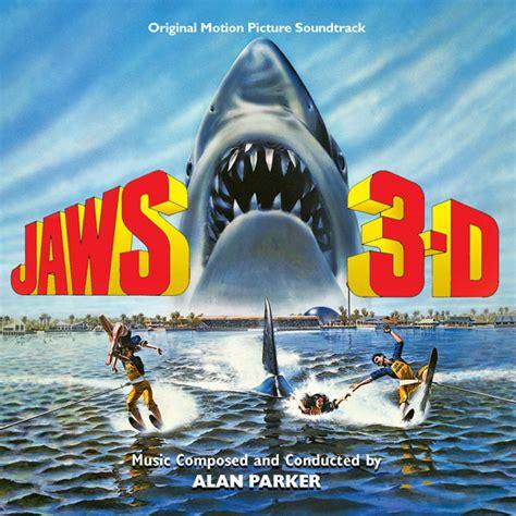 Jaws 3-D [2CD] ⋆ Soundtracks Shop