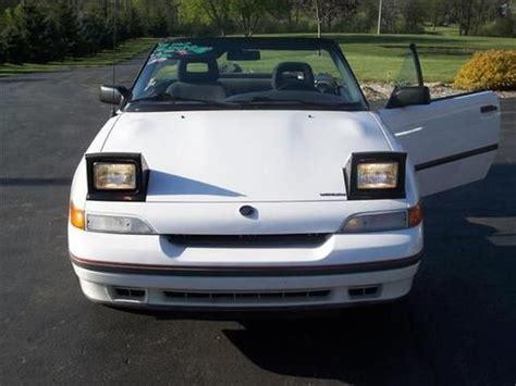 free car repair manuals 1991 mercury capri free book repair manuals buy used 1991 mercury capri convertible soft top hard top manual clean 1 owner in milford