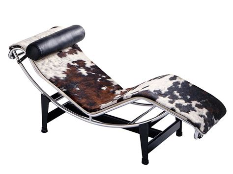 cassina lc4 chaise longue by le corbusier pierre