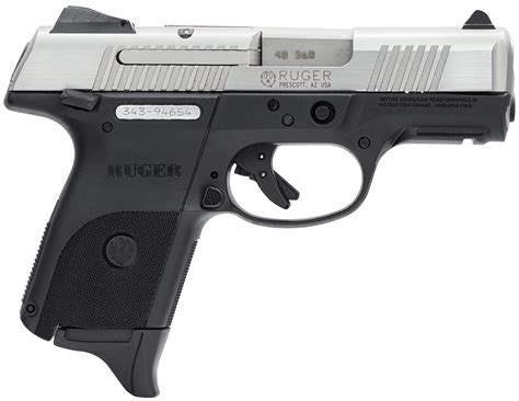 Ruger 3478 Sr40c Compact Pistol 40 S&w For Sale 736676034789