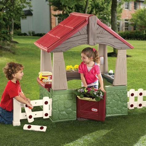 tikes home and garden playhouse