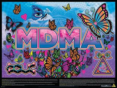 Poster Mdma Educational Posters