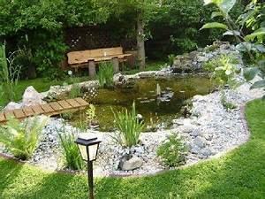 Kleine Gartenteiche Gestalten : teich anlegen ohne graben google suche garten garden teich anlegen teich und garten ~ Frokenaadalensverden.com Haus und Dekorationen