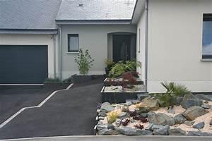 Aménagement Extérieur Maison : am nagement zen autour d 39 une maison youtube ~ Farleysfitness.com Idées de Décoration