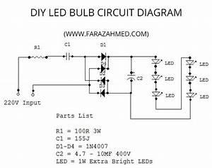 Led Bulb Parts Diagram  U2022 Downloaddescargar Com