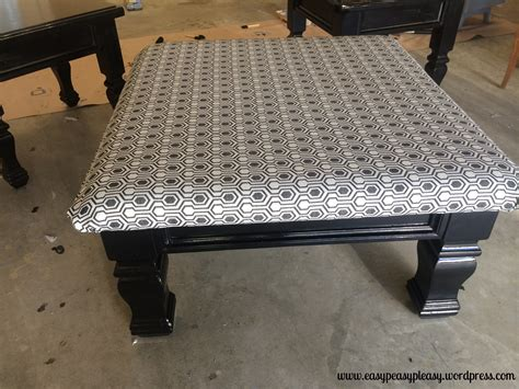 ottoman coffee table diy table to ottoman and how to paint furniture without