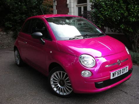 Fiat Pink by Pink Fiat Things I