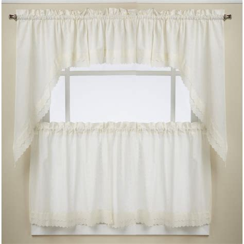 eyelet tier curtain
