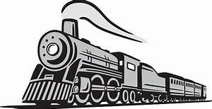Locomotive Clip Art, Vector Images & Illustrations - iStock