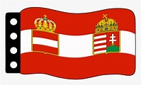 Austrian Hungarian Flag 1914 - About Flag Collections
