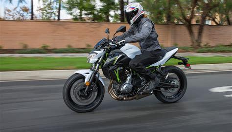Review Kawasaki Z650 by 2017 Kawasaki Z650 Ride Review Rider
