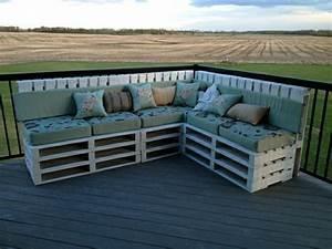 Wir Stellen Ihnen Das Sofa Aus Paletten Vor