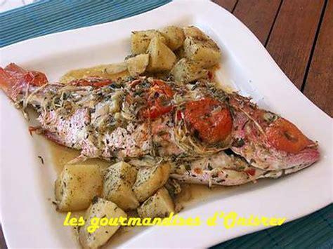 recette de cuisine poisson plat poisson
