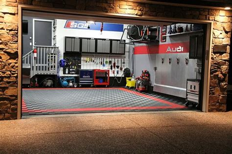 Workshop, The Cool And Car Garage On Pinterest