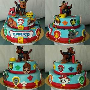 Torta Paw Patrol: gallery di torte cake design con Paw Patrol