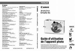 Multimetre Digital Mode D Emploi : mode d 39 emploi canon digital ixus ii s appareil photo ~ Dailycaller-alerts.com Idées de Décoration
