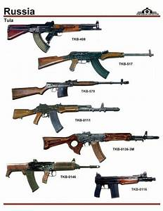 Russian prototype rifles | Arms, weapons, guns | Pinterest ...