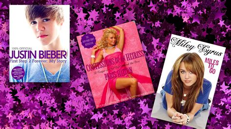 20 Celebs Who Wrote Best Selling Books Galore