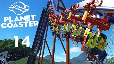 planet coaster gameplay espanol  haciendo cabalas