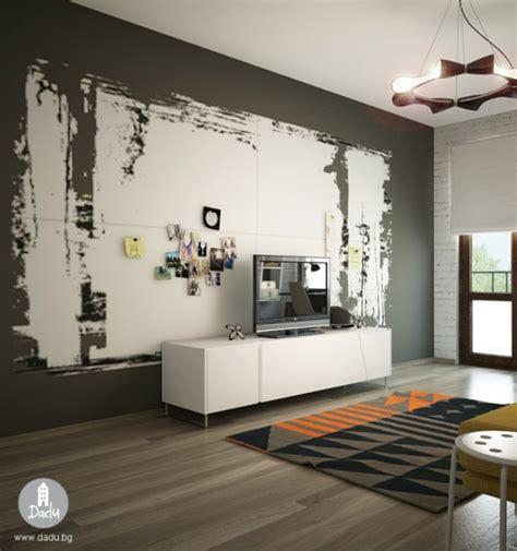 chambre ado au design d 233 co sympa et original chambre ado peinture du et ado