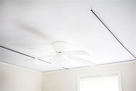 hang  canopy   ceiling  drilling