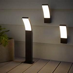 Eclairage Exterieur Castorama : luminaire et clairage ext rieur castorama ~ Carolinahurricanesstore.com Idées de Décoration