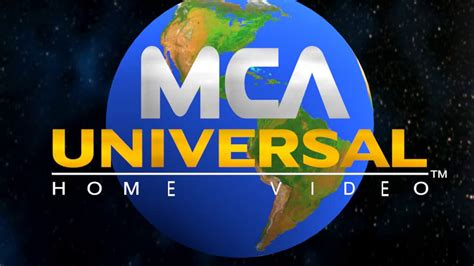 Mca Universal Home Video Logo