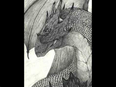 meine bleistiftzeichnung dragon drache photoshop cs