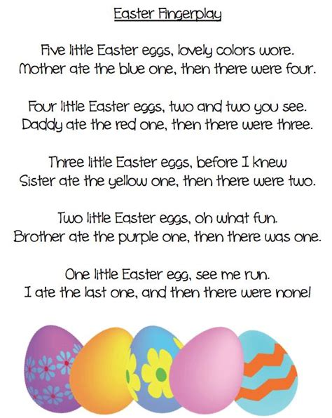 best 25 easter poems ideas on easter story 360 | c170bdc4ed29865eb8f592f120d13468 preschool poems easter activities
