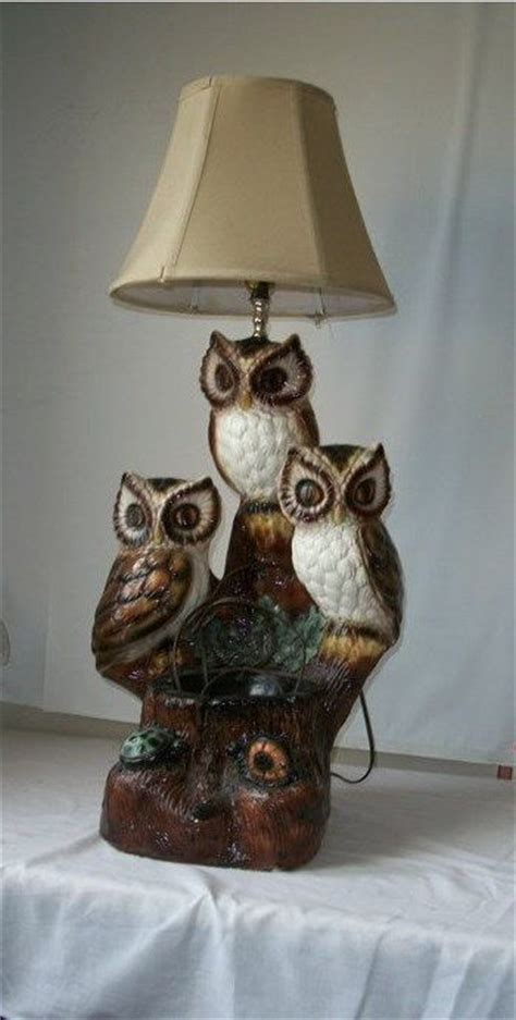 25  best ideas about Owl Lamp on Pinterest   Owl kitchen