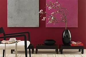 Wirkung Der Farbe Braun : farbige w nde 30 wohnideen mit farbe living at home ~ Bigdaddyawards.com Haus und Dekorationen