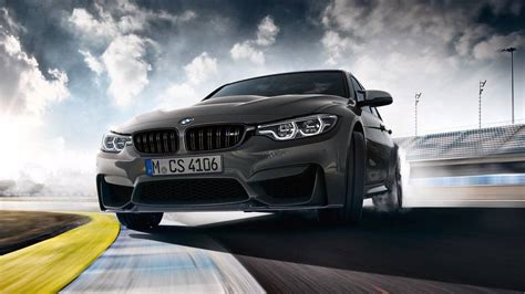 Bmw M3 Weight by Bmw M3 Cs Introduced With More Power Less Weight