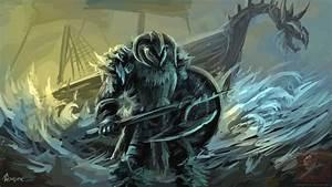 Viking warrior by vempirick on DeviantArt