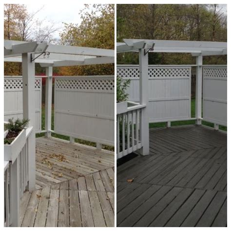 deck    olympic solid color stain