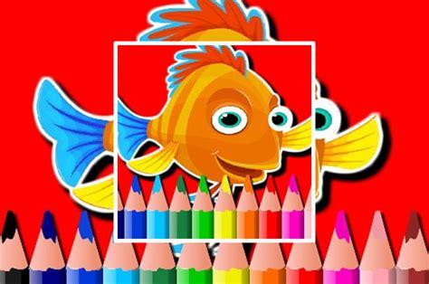 bts fish coloring book jugar gratis juegos