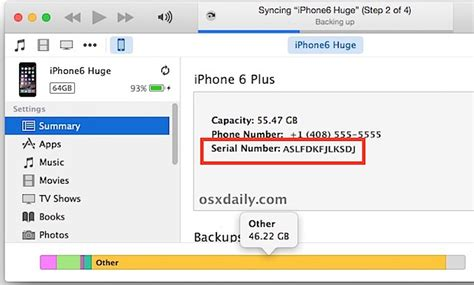 how do i find my iphone serial number how to find the serial number of an iphone or ipod