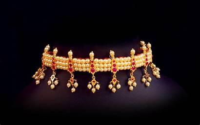 Gold Jewellery Maharashtrian Traditional Necklace Chokar Wallpapers