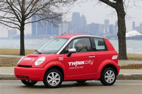 Think Cars : 2012 Think City Ev's New Lithium-ion Battery A Welcome Upgrade