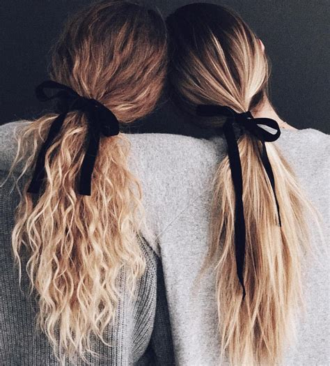 trendiest ponytail hairstyles  long hair  easy