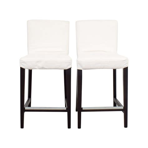 chaise de bar metal chaise henriksdal stunning ikea tabouret de bar en bois