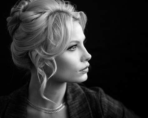Weekly Photography Challenge Black And White Portraits