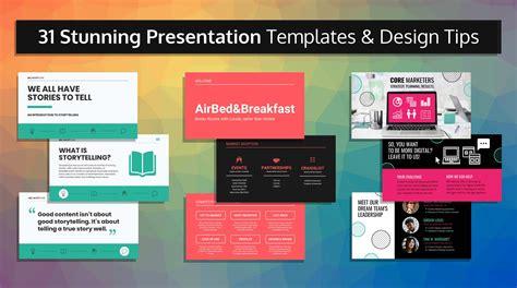presentatiesjablonen en  practices bij ontwerpen om