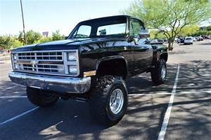 1985 Chevrolet K10 4x4 Stepside For Sale  K