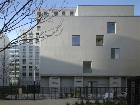 bureau boulogne masterplan for residential and office buildings ile seguin